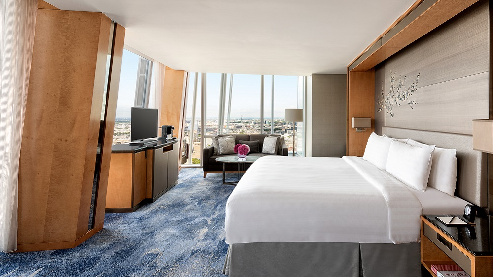 Spectacular Mid-Week Break for Two in a Deluxe City View Room