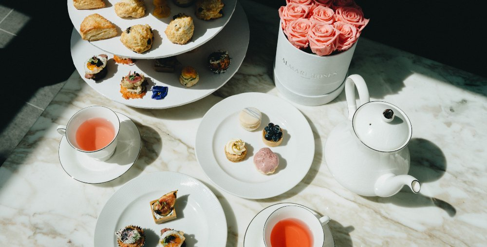 Afternoon Tea To-Go, For One