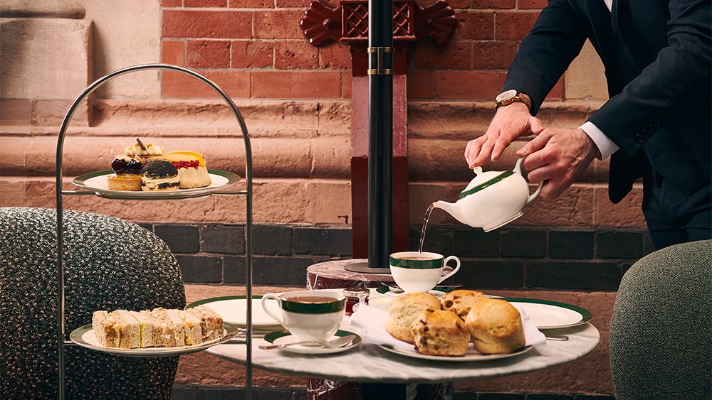High Time for Tea for One (Thursday - Sunday Only)
