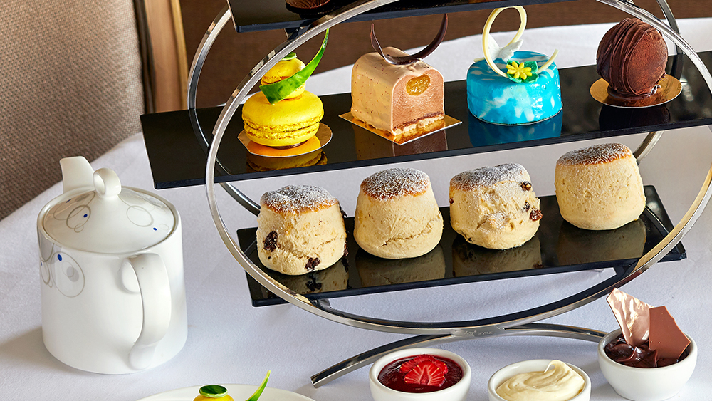 Confessions of a Chocoholic Afternoon Tea for Two